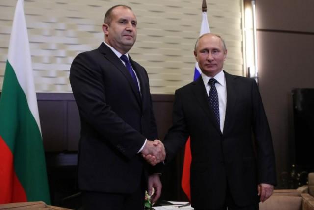 Putin Radev bgnes