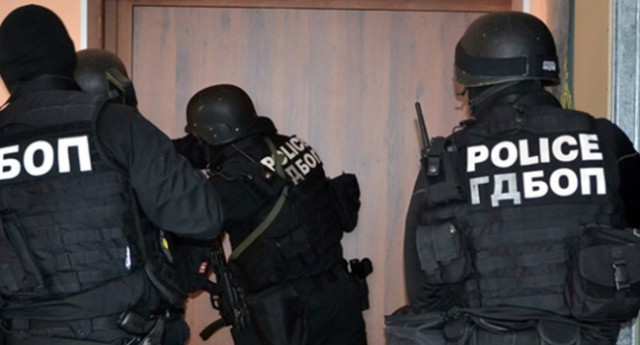 Police bop bgnes