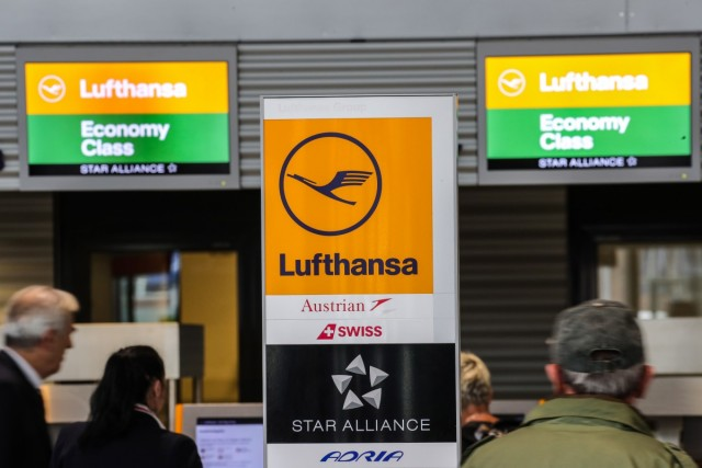 Lufthansa gbnes