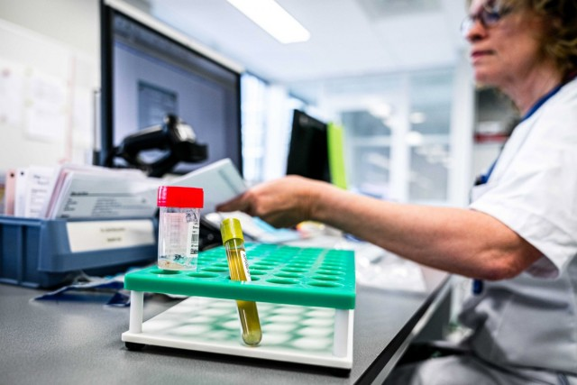 Laboratoriya koronavirus bgnes