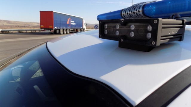 Kat Police MVR