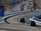 Picture: Запали се тир на магистрала Люлин