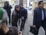 Picture: Екшън: Изведоха бивш играч на ЦСКА с белезници