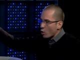 """Picture: Скандал в ефир: """"Ти се педераст!"""",  изсъска Ангел Джамбазки към Владимир Каролев"""