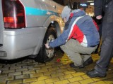 Picture: Случайно или не? Срязаха гумите на автомобил на bTV