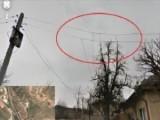 Picture: Google засне как роми крадат ток в Перник