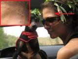 Picture: Райна, какво става с лицето ти?! (СНИМКА ОТБЛИЗО)