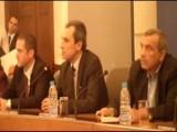 Picture: Г-н Орешарски, хората обявиха, че започват протести.  - Ха-ха-ха! (аплодисменти) (ВИДЕО)