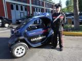 Picture: Вижте най-шантавата полицейска кола! (ВИДЕО)