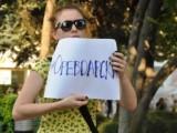 Picture: Вижте някои от най-красивите жени от протестите! (СНИМКИ)
