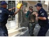 Picture: Издирваният Чавдар Янев опита да се самозапали пред ВСС