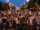 Picture: Протестът стигна от Орлов мост до Окръжна болница - 5 км!