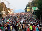 Picture: МВР официално призна, че не може да преброи всички протестиращи