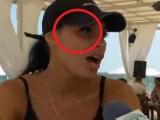 Picture: Черната Златка се появи с посинено око в ефир?! Бита ли е? (ВИДЕО)