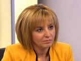 Picture: Наглост! Мая Манолова видя в протестите програма за социална заетост