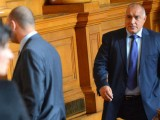 Picture: Бойко Борисов: Вотът на недоверие вече успя!