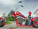 Picture: Вижте най-големия мотоциклет в света (ВИДЕО)