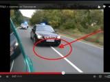 Picture: Бягайки от народната любов, кортежа на Орешарски наруши закона! (ВИДЕО)