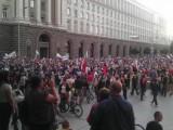 Picture: ДАНСwithme: Хиляди на 83-ия ден на протестите