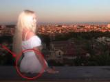 Picture: Валерия Лукянова стана за смях! Вижте с какво старомодно бельо е!