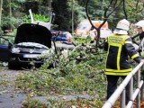 Picture: Бурята в Западна Европа взе 14 жертви