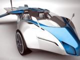 Picture: Дизайнер от VW направи летяща кола! (ВИДЕО)