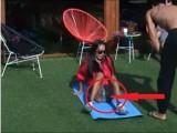Picture: ОПА! Лияна нажежи ефира със страстните си коремни преси!