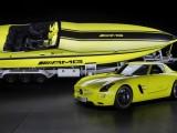 Picture: Mercedes-Benz създадоха най-бързата електрическа лодка в света