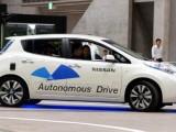Picture: И Nissan показа кола без шофьор (ВИДЕО)