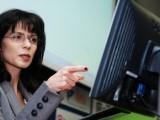 Picture: Моника Станишева наказва журналисти за подкрепа на студентската стачка