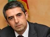 Picture: TV: Извънредно включване на президента Росен Плевнелиев