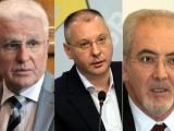 Picture: Станишев, Местан, Бисеров - дават 2 пъти повече пари за подслушване на българите