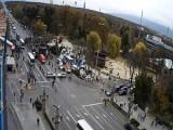 Picture: София под блокада: Митинг в подкрепа на властта
