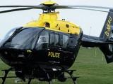 Picture: Полицейски хеликоптер падна върху пъб в Глазгоу