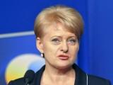 Picture: И президентът на Литва игнорира игрите в Сочи