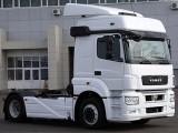 Picture: Новия КамАЗ ще движи с двигател от Mercedes-Benz