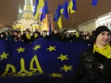 """протест на площад """"НЕЗАВИСИМОСТ"""" в Киев"""