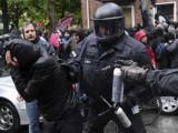 Picture: Сблъсъци в Хамбург заради средище на леви радикали
