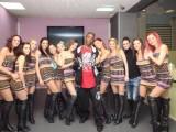 Picture: Рапърът DMX вилнее здраво в столичен клуб!