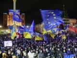 Picture: Киев: Протестиращите атакуваха щаба на вътрешните войски