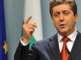 Picture: Първанов: Клеветят ме медии, които се отблагодаряват на Станишев
