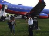 Picture: Самолет кацна насред НЮ ЙОРК