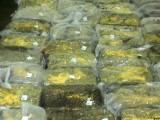 Picture: Заловиха трафикант с 37 килограма марихуана