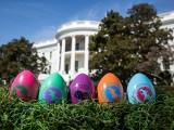 Picture: Великденска традиция в Белия дом – президентът чете книги на децата