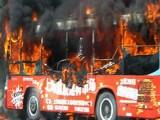 Picture: Трагедия: 31 деца изгоряха в автобус в Колумбия