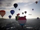 Picture: Мистерия: Трима изчезнаха на фестивал на въздушните балони