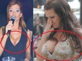 Picture: Преслава показа сегашният си бюст! Откривате ли разлика?!
