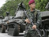 Тайланд: Военно положение