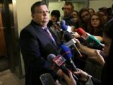 Picture: Цацаров: Държавата живее с ритъма на Пеевски, Василев... и кой беше другият