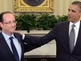 Picture: Обама и Оланд с призив към Русия да подкрепи мирния план